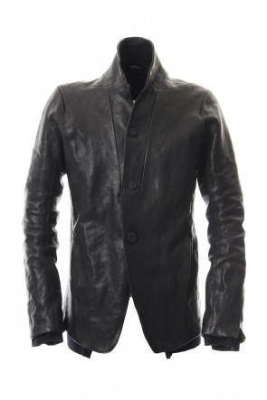 D.HYGEN 19-20AW Limited Japan calf leather jacket - ST105-0029A