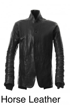 SADDAM TEISSY 19-20AW Horse leather Tailored jacket - ST105-0039A