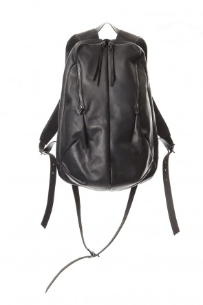 SADDAM TEISSY 19-20AW Horse Leather Back Pack - ST109-0029A