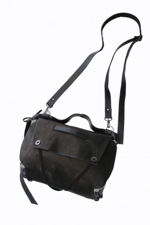 SADDAM TEISSY 18-19AW Horse leather harness bag