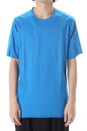WARE  Light Cotton Jersey T-Shirts Blue