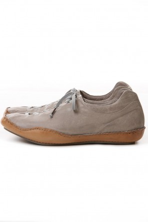 EMATYTE 20SS Sneaker Kangaroo leather White