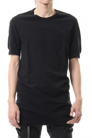BORIS BIDJAN SABERI 20SS TS1 Regular Fit - FTN0001 - Black