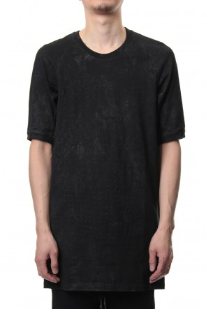 11 BY BORIS BIDJAN SABERI 19SS Embroidery T-shirt
