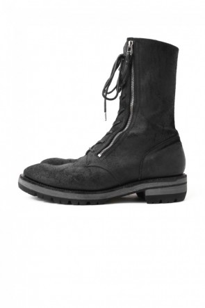 The Viridi-anne 17-18AW Leather Boots