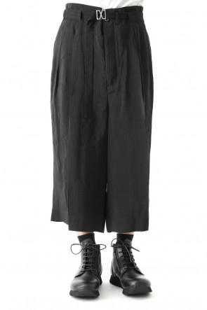 The Viridi-anne 18SS Cupra Stripe Gaucho Pants