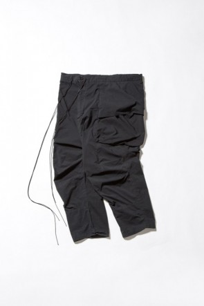 Product Dyed Cargo Cropped Pants