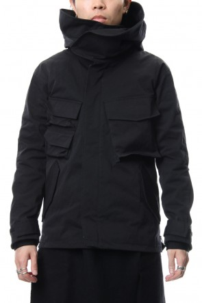 The Viridi-anne 18-19AW Nylon blouson
