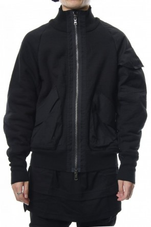 The Viridi-anne 18-19AW Heavy Pile Boa Blouson