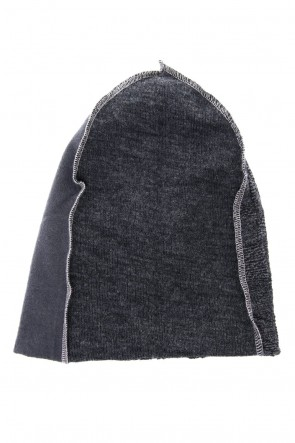 The Viridi-anne 18-19AW Patchwork beanie