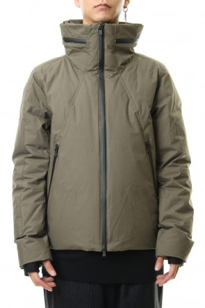 The Viridi-anne 19-20AW Water-repellent Cotton Down Jacket