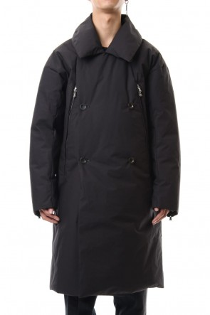 The Viridi-anne 19-20AW Water-repellent Cotton Down Coat