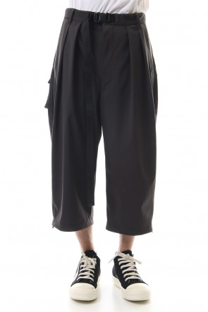 The Viridi-anne 19-20AW Schoeller HAKAMA Pants