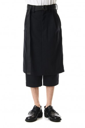 The Viridi-anne 19-20AW Melton Skirt Pants