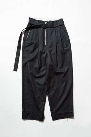 The Viridi-anne 19-20AW Random Stripe HAKAMA Pants