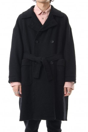 The Viridi-anne 19-20AW Milling Coat