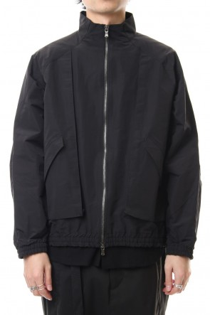 The Viridi-anne 20SS Cotton Nylon Blouson