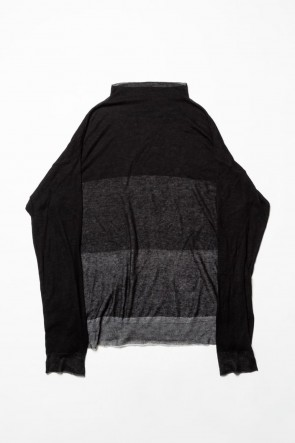 The Viridi-anne 20SS Bottleneck Reversible Knit