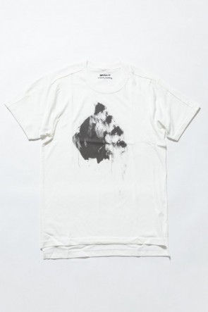 The Viridi-anne 19SS Patricia March Front print T-shirt ver.2