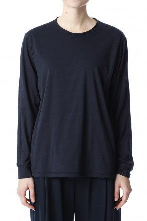 H.R 6 20SS Classic Long sleeve Dark Navy for women