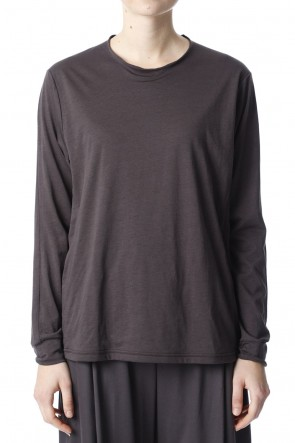 H.R 6 20SS Classic Long sleeve Gray for women