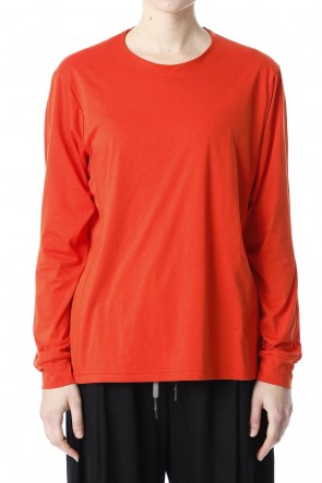 H.R 6 20SS Classic Long sleeve Orange for women