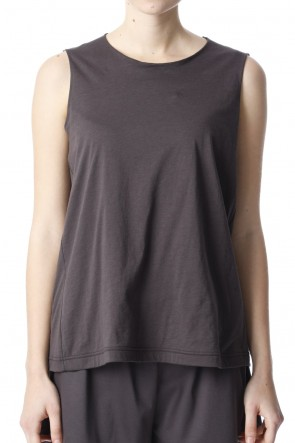 H.R 6 20SS Classic Tank Top Gray for women