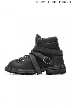 Guidi Classic 18 - Leather Hiking Boot / Leather Strap