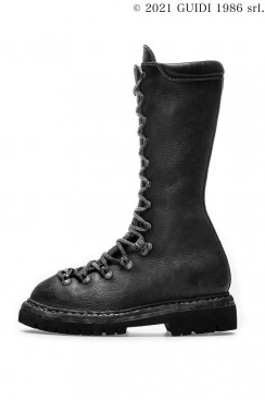 Guidi Classic 21 - Leather Hiking Middle Boot
