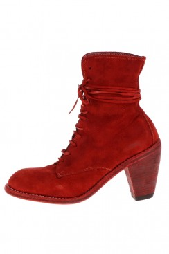 Guidi Classic 3005 - High Heel Laced Up Boots