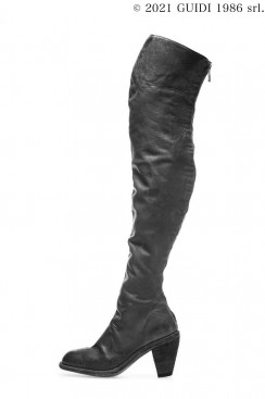 Guidi Classic 3012 - Back Zip Over-The-Knee Boots