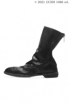 Guidi Classic 311 - Back Zip Top-Ankle Boots