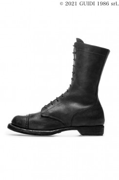 Guidi Classic 5308 - Laced Up Mid-Calf Boots