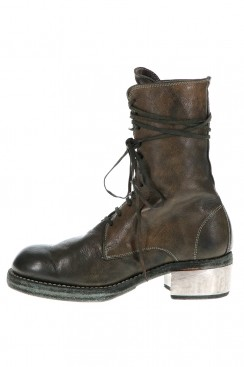 Guidi Classic 791 - Laced Up Long Army Boots