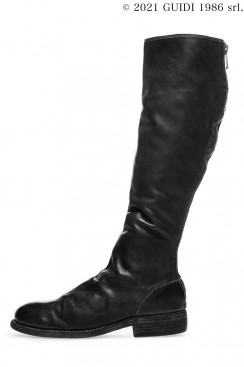 Guidi Classic 9010 - Back Zip Knee-High Boots