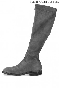 Guidi Classic 9010FZ - Front Zip Knee-High Boots
