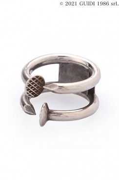 Guidi Classic G-AN11 - Double Nail Ring