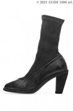 Guidi Classic MN06E - Leather Gaiter Top-Ankle Boots