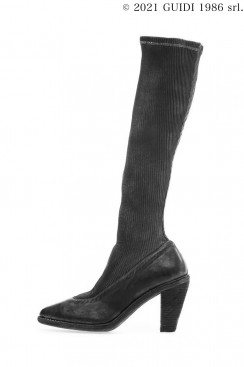 Guidi Classic MN10E - Leather Gaiter Knee-High Boots