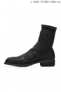 Guidi Classic SB96 - Leather Gaiter Top-Ankle Boot