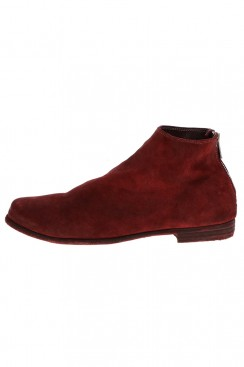 Guidi Classic ZO04 - Ankle Back Zip Boots