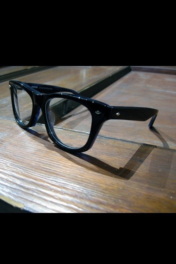 DIET BUTCHER SLIM SKIN [DBSS] BASIC DBSS×effector Weez Sunglasses (clear)