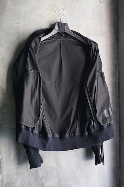 The Viridi-anne 16SS Bomber Jacket