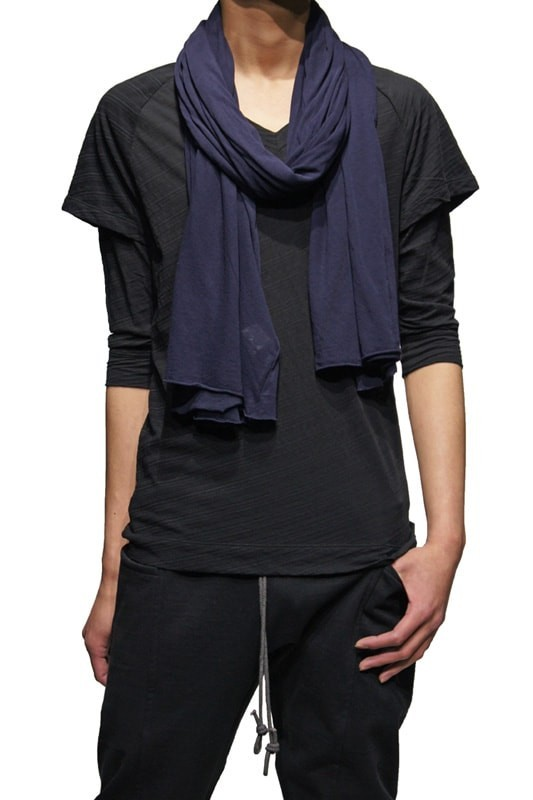 The Viridi-anne 15SS Hard Twist Stole