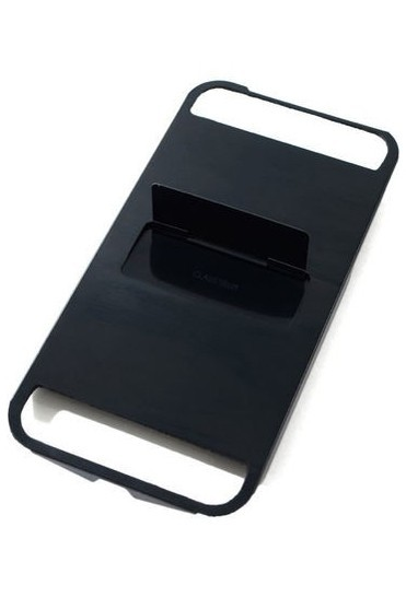 iPhone7 Case FLAP BK - Blackning