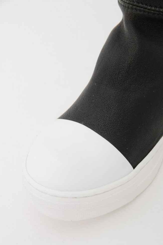 """16AW ARAIA KIDS """"JOY COLORS"""" NERO Switching Long Sneakers SIZE 30 (4〜5 Years old)"""
