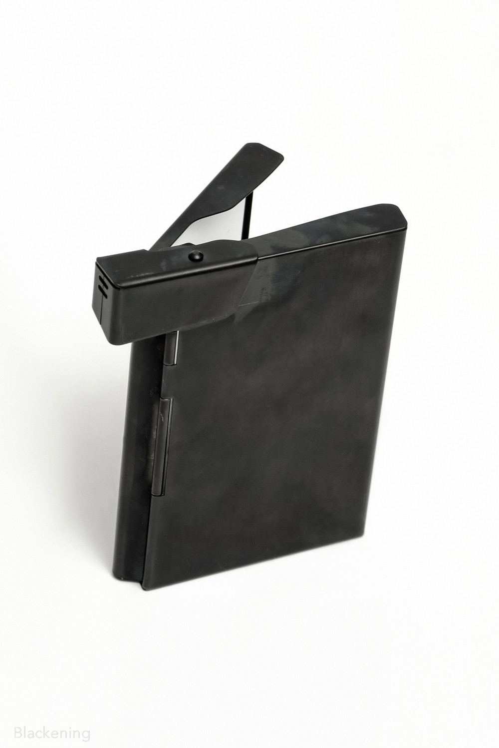 CC-CONTAINER - LEATHER BLACK OUT