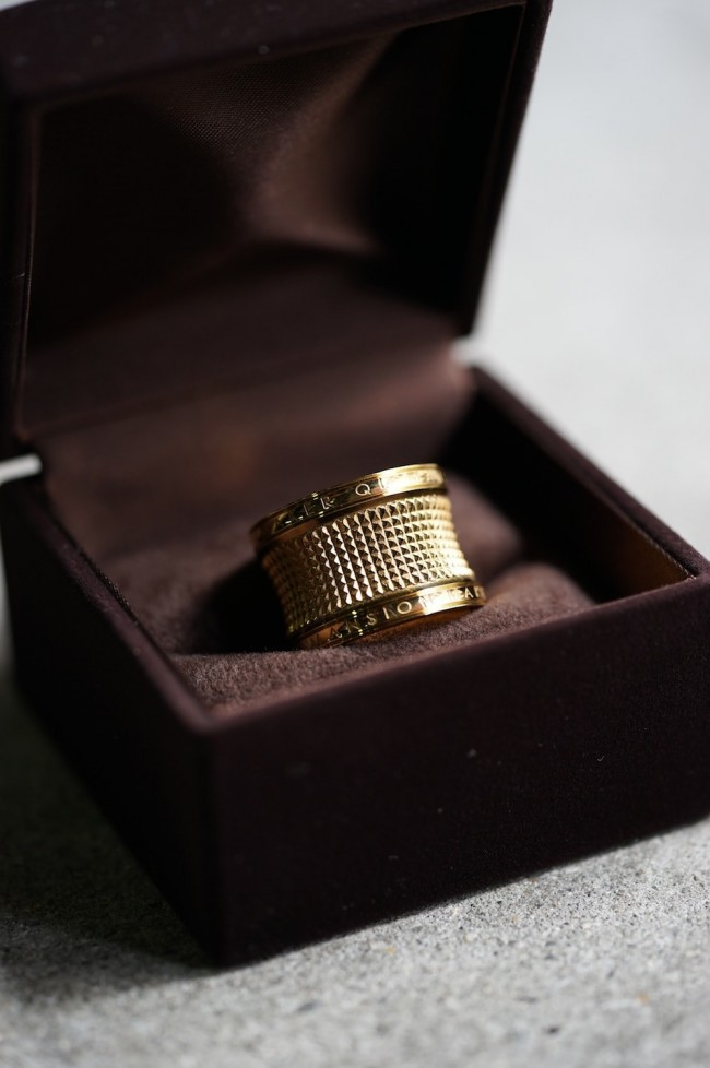 16SS PERMANENT LINE SURGICALSTAINLESS RING Q001