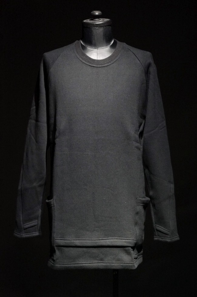 16AW Layered Sweat Pullover