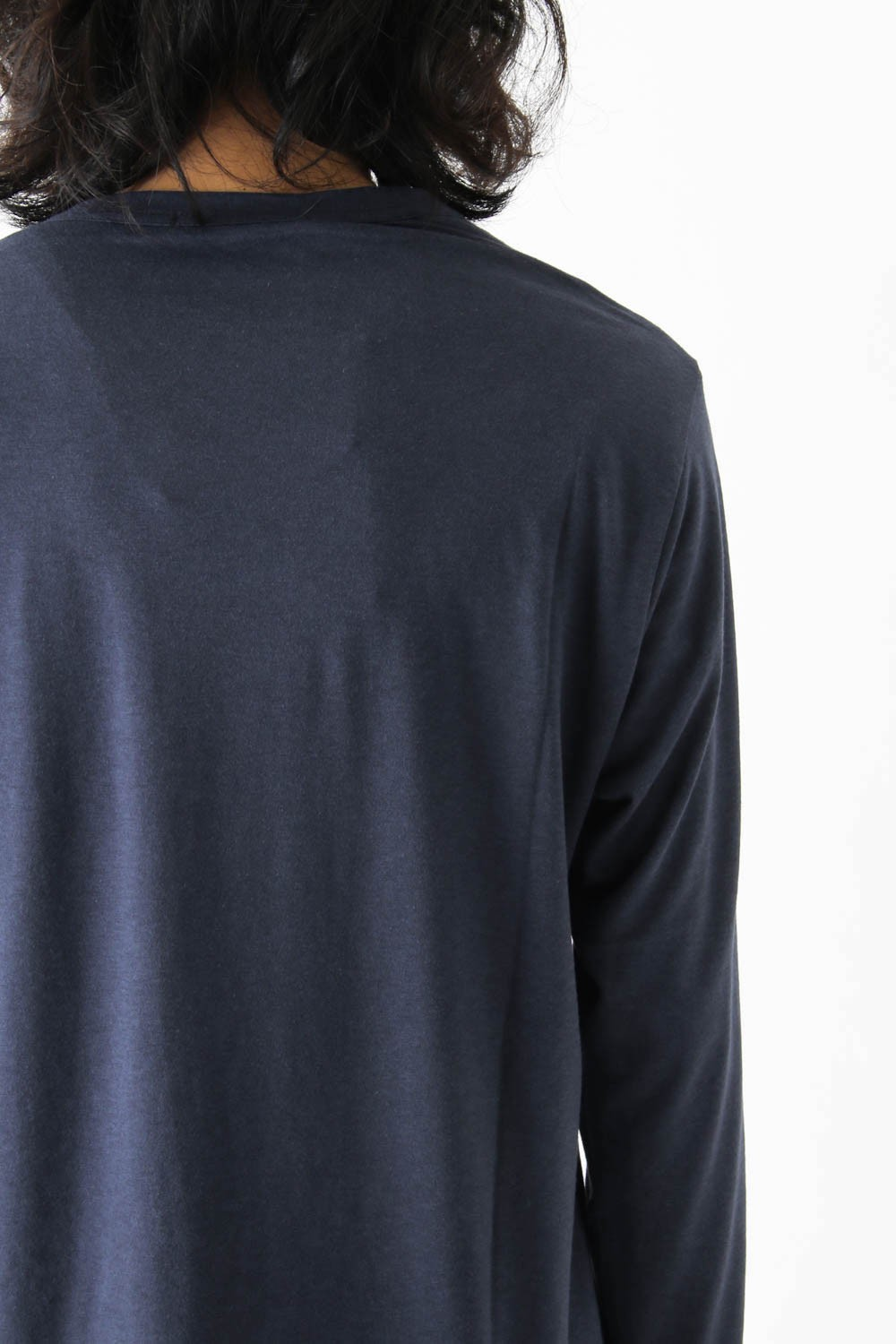 Oblique Panel Long Sleeve